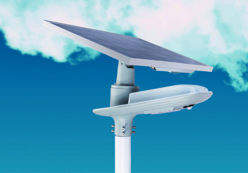 20W Solar Street Light Project